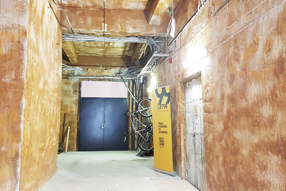 Garage48 Hackathon Lift99