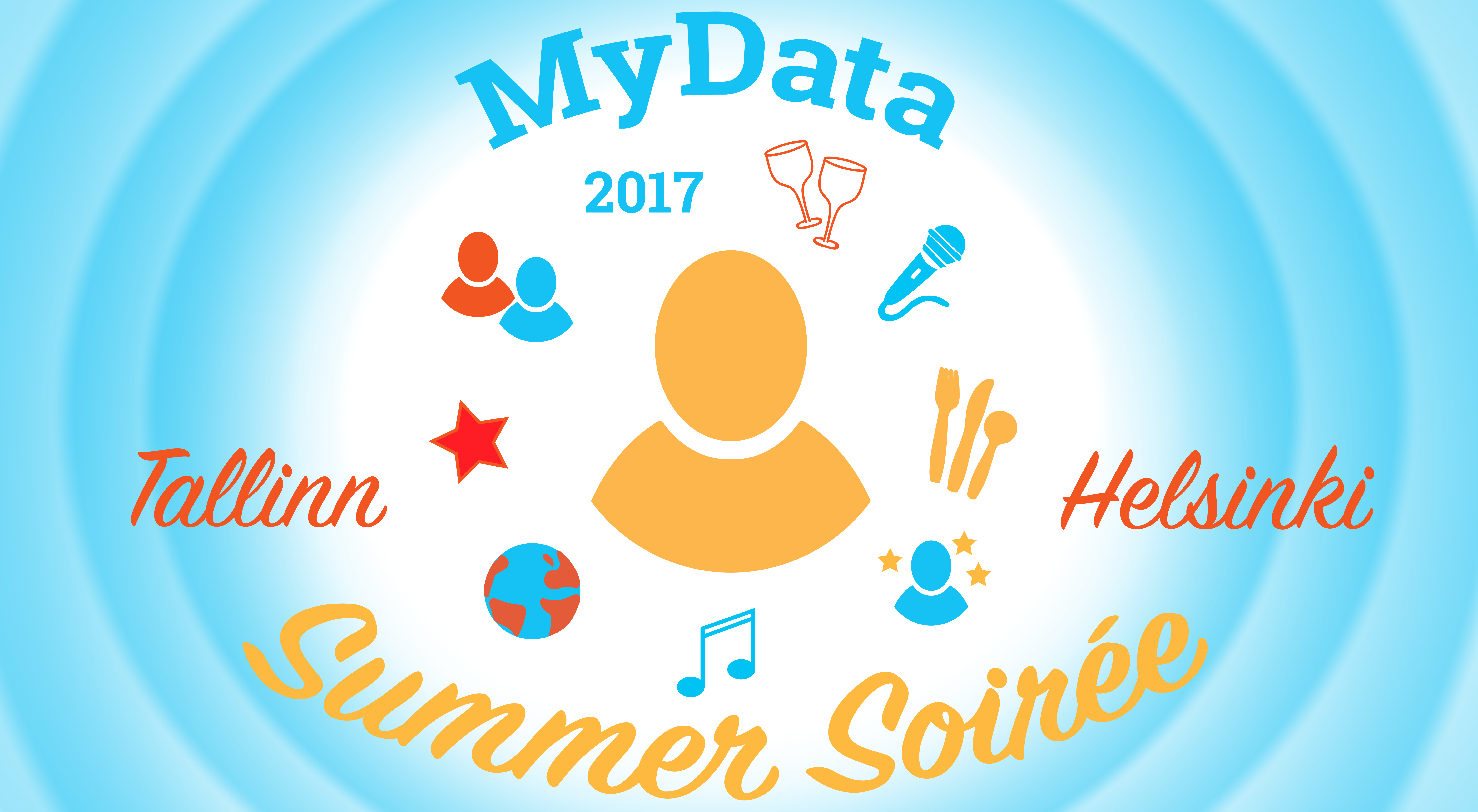 MyData Summer Soiree Party