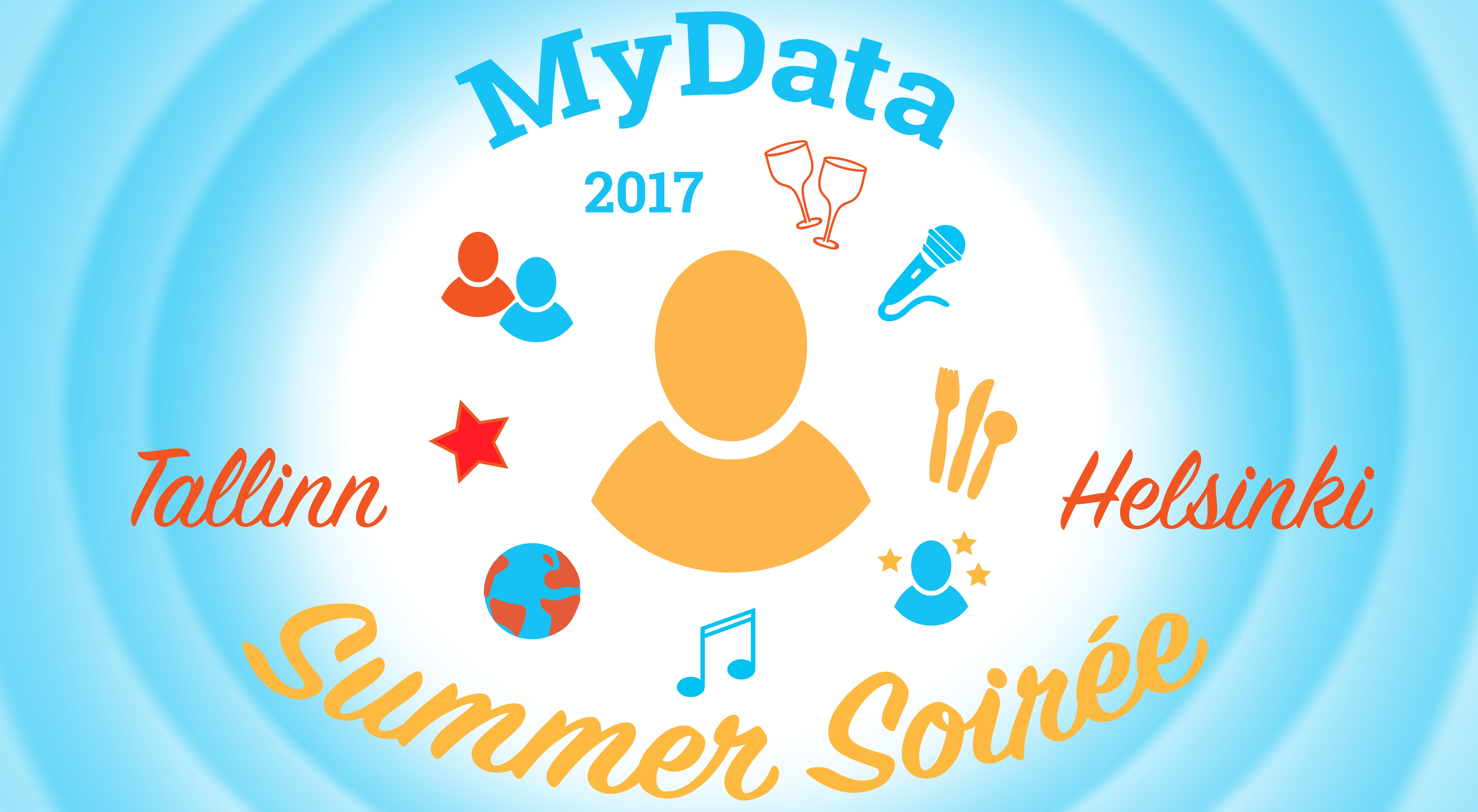 MyData Summer Soiree Party